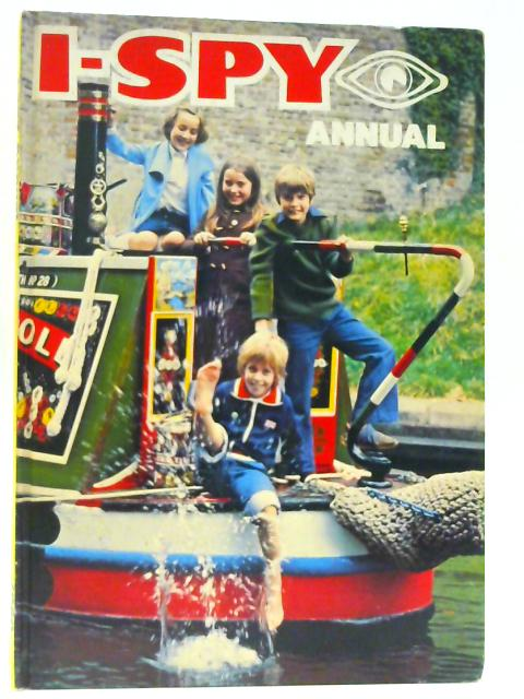 I-Spy Annual 1980 by Unknown