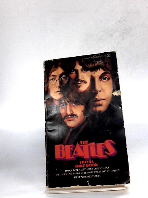 Title: Beatles Trivia Quiz Book by Rosenbach