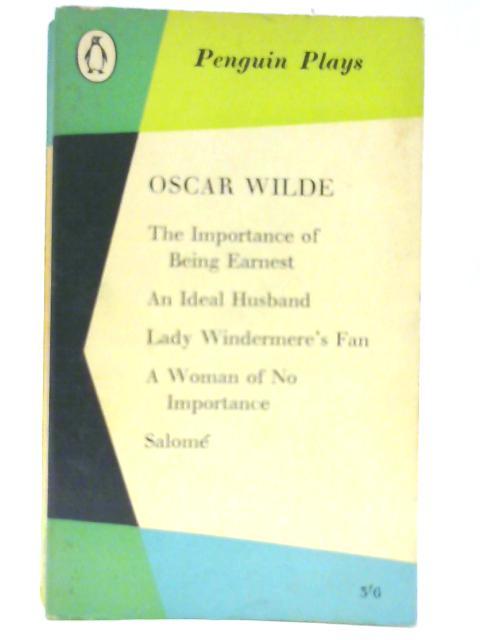 Penguin Plays by Oscar Wilde