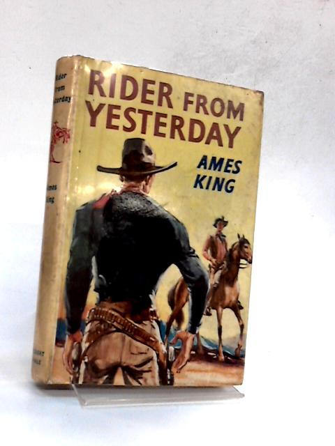 Rider from yesterday By KING, Ames
