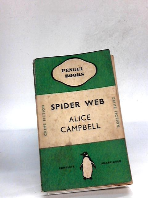 Spider Web By Alice Campbell