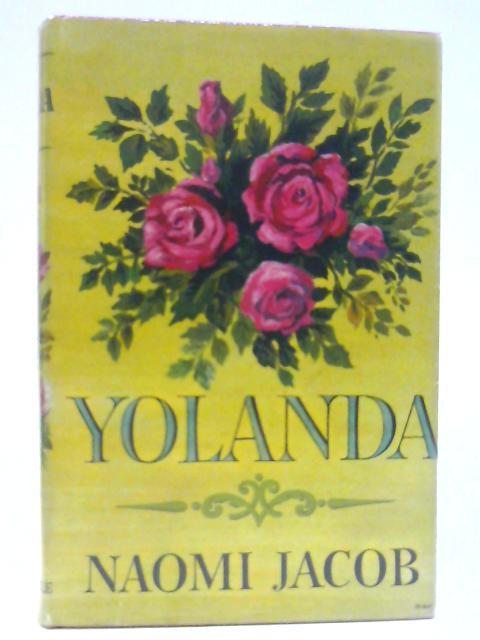 Yolanda By Jacob, Naomi