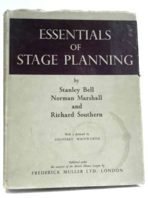 Essentials Of Stage-Planning By Various