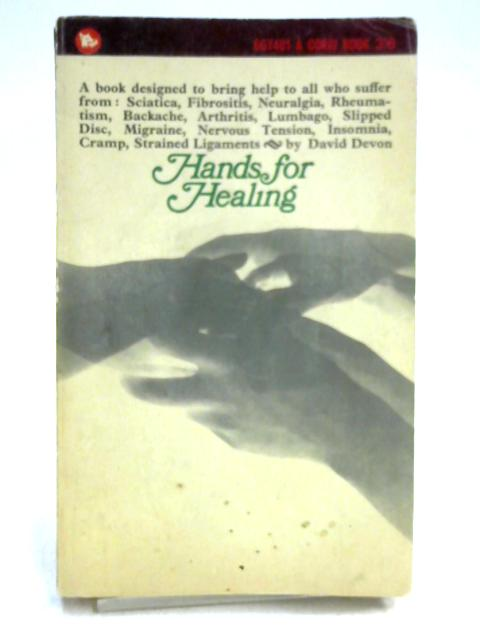 Hands for Healing By David Devon