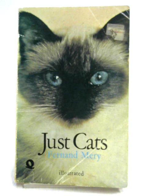 Just Cats By Fernand Mery