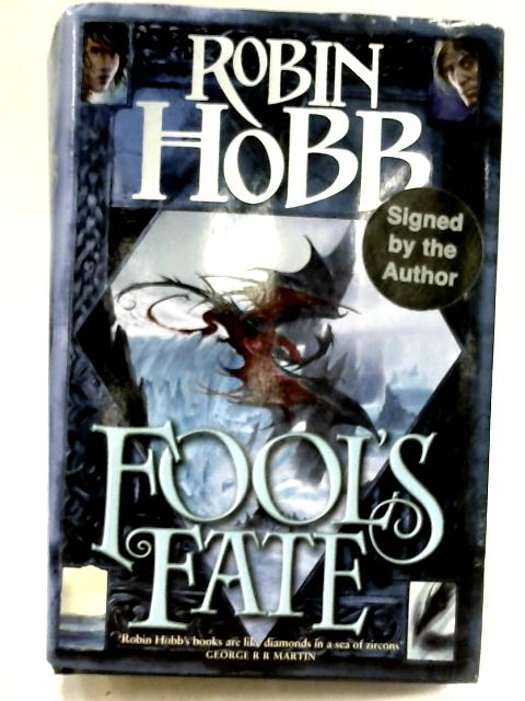 Fool's Fate (The Tawny Man) By Robin Hobb