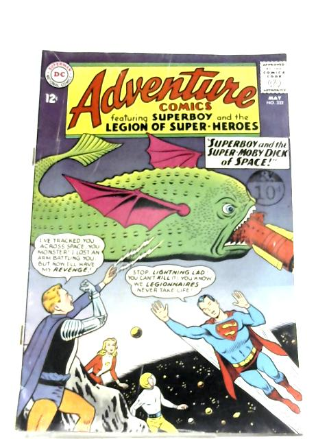 Adventure Comics #332 (May 1965) By DC Comics