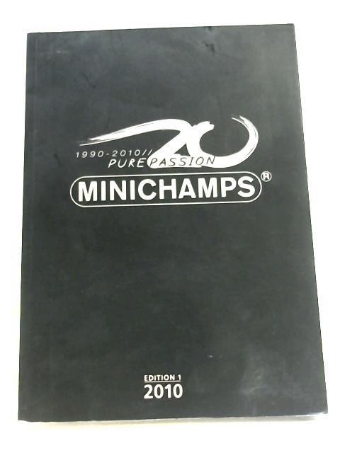 Minichamps, 1990-2010 Pure Passion By Anon