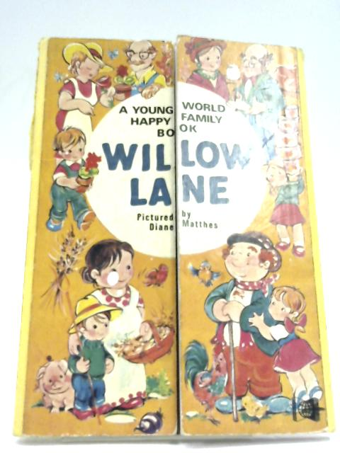 A Young World Happy Family Book Willow Lane By Diane Matthes