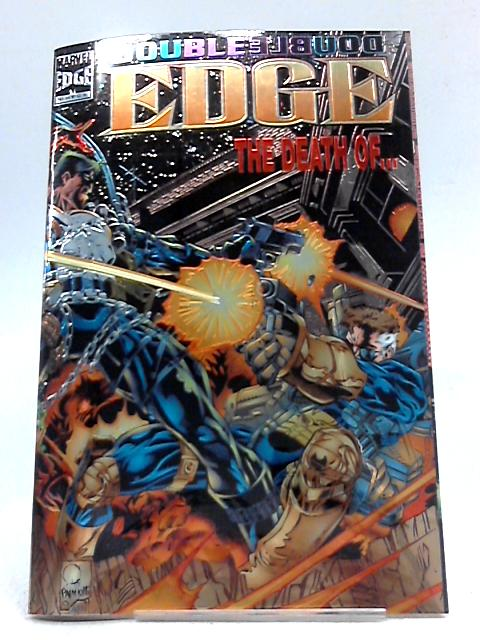 Double Edge: Omega By Marvel Comics
