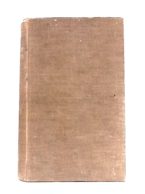 The All England Law Reports 1954 Vol 1 By H. Christie (ed)