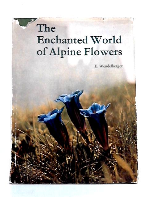 The Enchanted World of Alpine Flowers By Dr Elfrune Wendelberger