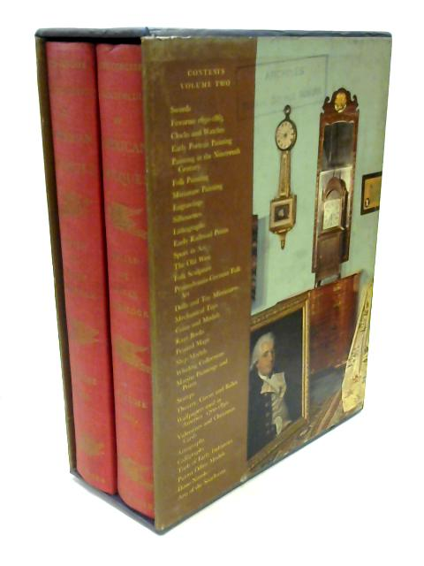 Concise Encyclopedia of American Antiques Vol 1 & 2 By Comstock