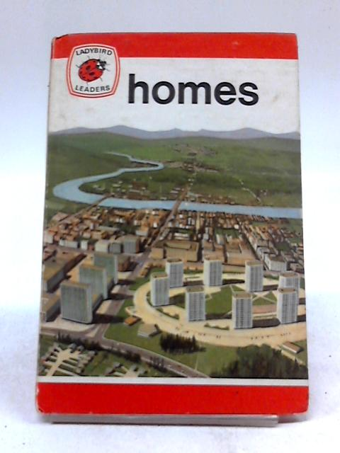 Homes (Ladybird leaders) By Webster, James