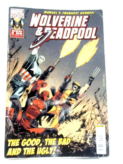 Wolverine & Deadpool: Volume 3 Issue 13 (15th July 2015) by Various