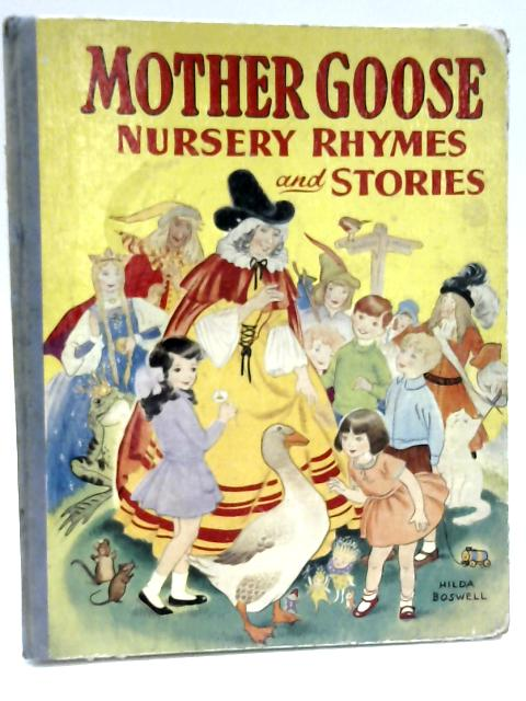 Mother Goose Nursery Rhymes Book