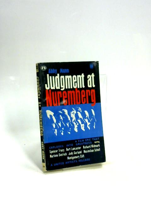Judgment at Nuremberg (Four Square books) by Abby Mann
