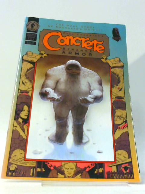 Concrete : Strange Armor #1 of 5 by Chadwick, Paul