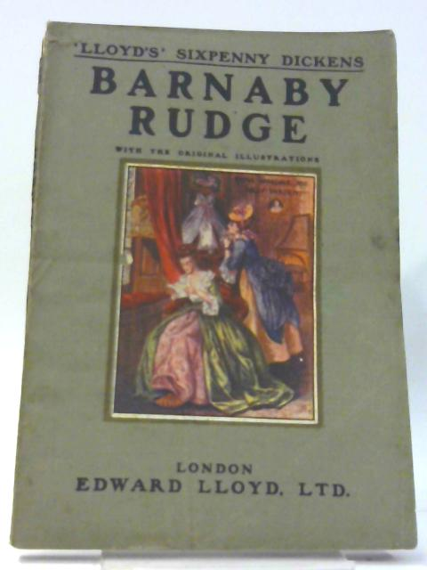 barnaby rudge summary