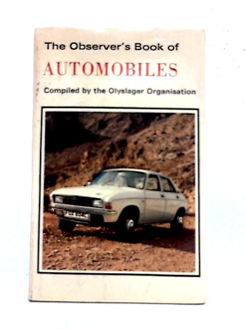 The Observer's Book of Automobiles by Anon