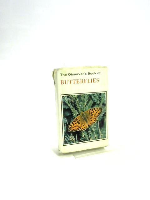 Observer's Book of Butterflies by W. J. Stokoe