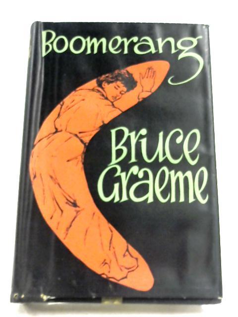 Boomerang By Bruce Graeme