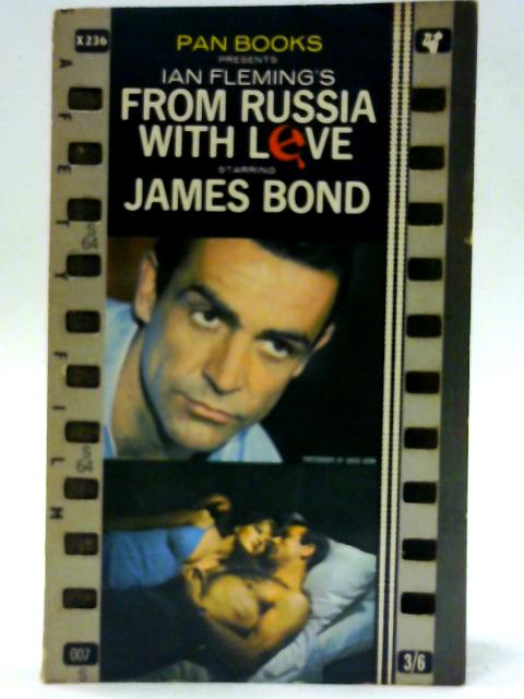 From Russia With Love starring James Bond by Fleming, Ian