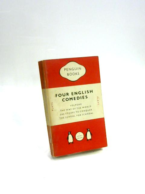 Four English Comedies by J. M. Morrell