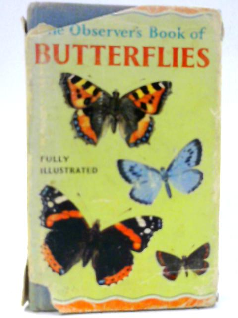 Observer's Book of Butterflies (Observer's Pocket) by Unknown