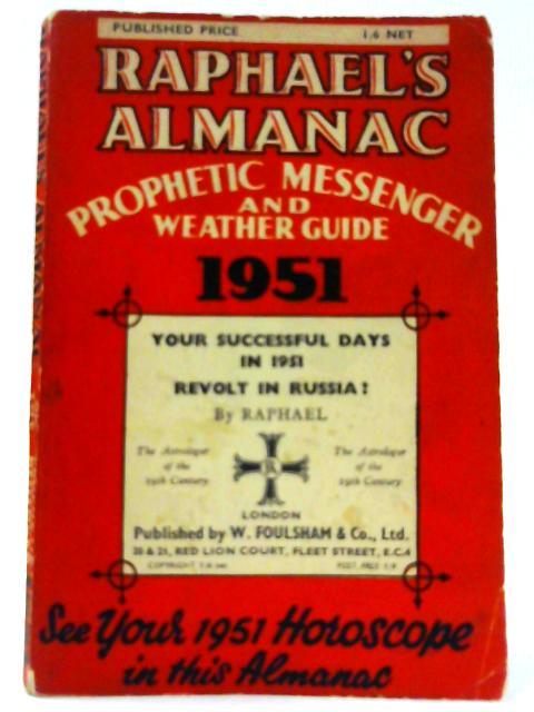 Raphael's almanac, By Unknown