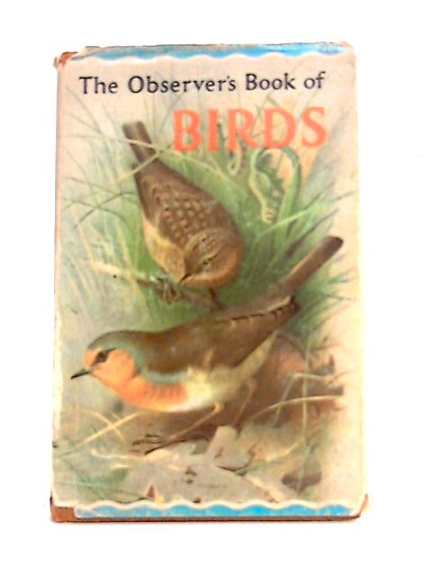 The Observer's Book of Birds' Eggs by G. Evans