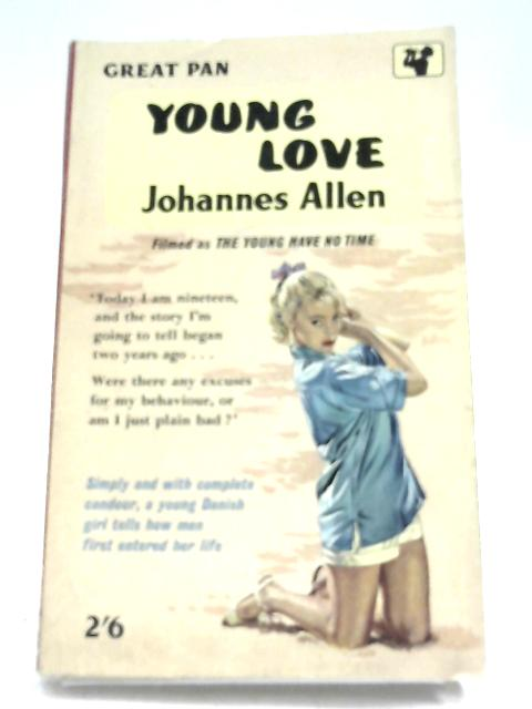 Young Love By Johannes Allen