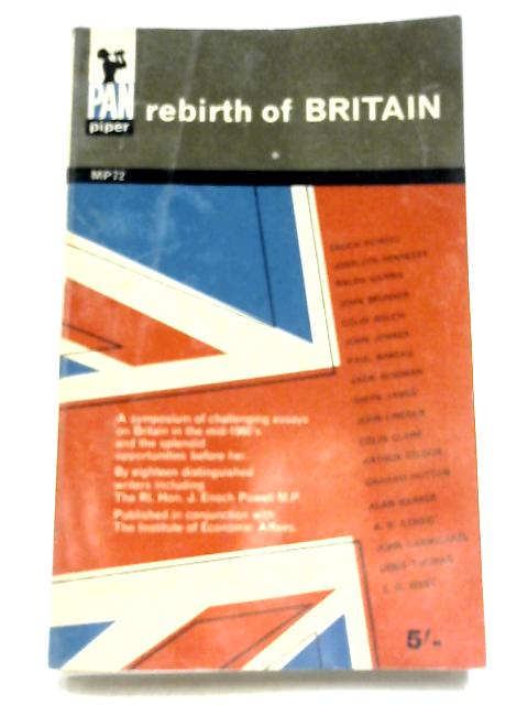 Rebirth Of Britain By Various