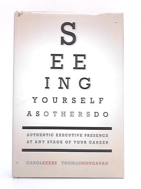 Seeing Yourself As Others Do By Keers and Mungavan