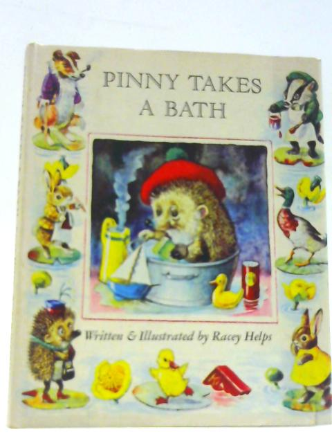 Pinny Takes a Bath by Racey Helps
