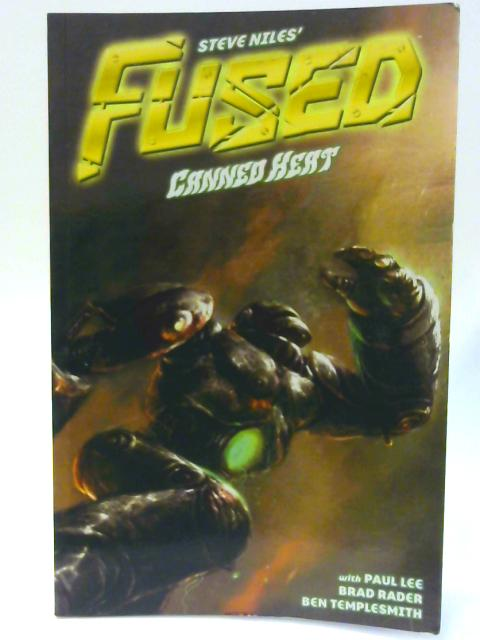 Fused Volume 1: Canned Heat By Niles, Steve