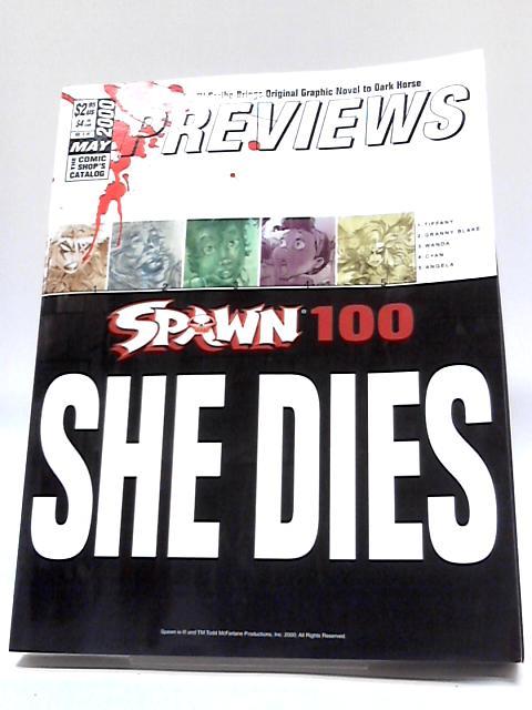Previews Vol X #5 May 2000 By Previews