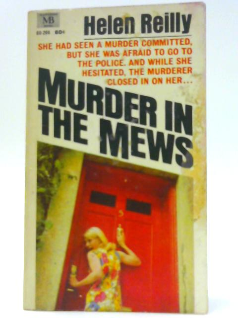 Murder in the Mews By Helen Reilly
