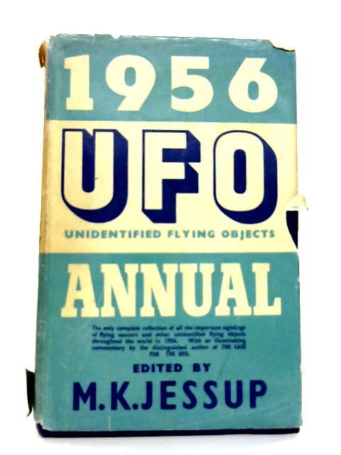 UFO Annual 1956 By M.K. Jessup