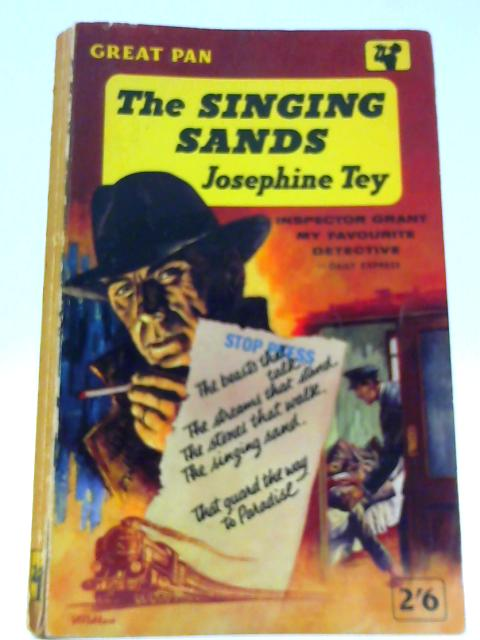 The Singing Sands By Tey, Josephine