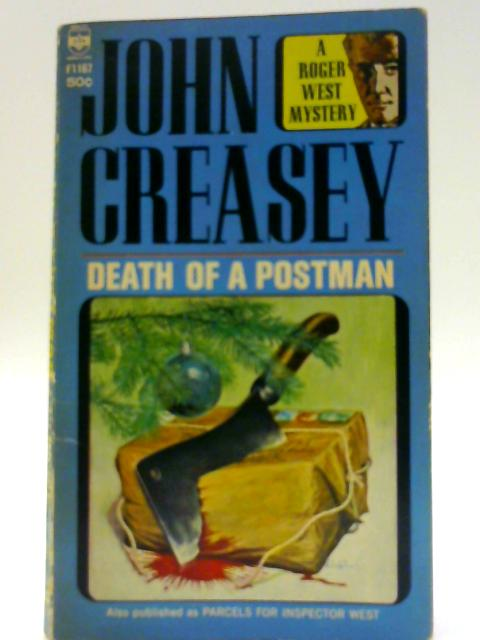 Death of a Postman By John Creasey