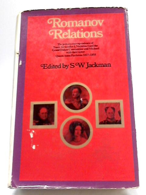 Romanov Relations By S.W. Jackman