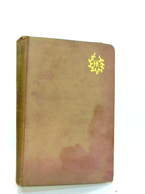 The Recollections of Geoffry Hamlyn By Charles Kingsley