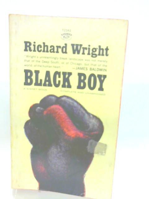 Black Boy by Wright, Richard