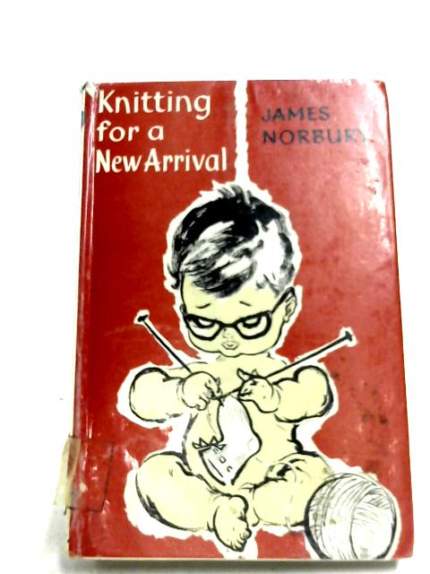 Knitting For A New Arrival By James Norbury