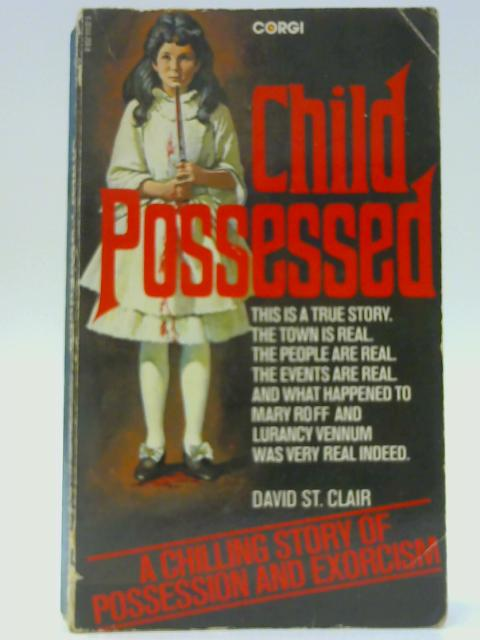 Child Possessed By St. Clair, David