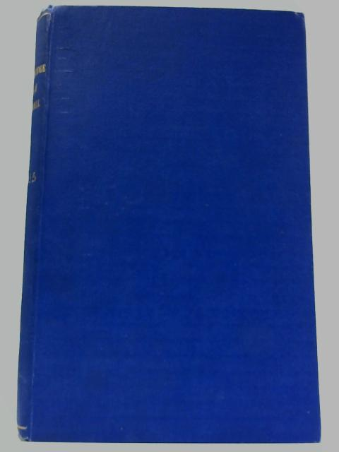 The Cambridge Law Journal 1955 by C. J. Hamson
