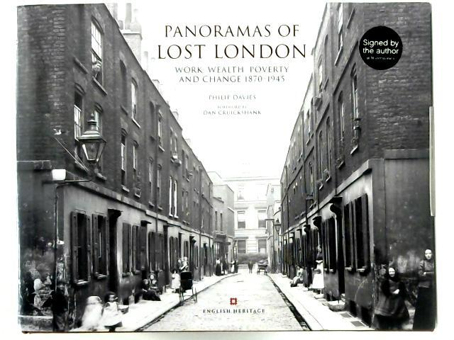 Panoramas Of Lost London By Philip Davies
