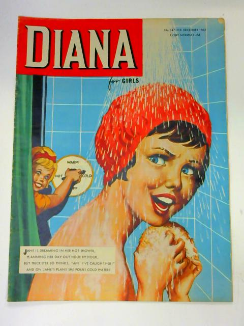 Diana for Firls No. 147 - 11th December 1965 By Unknown