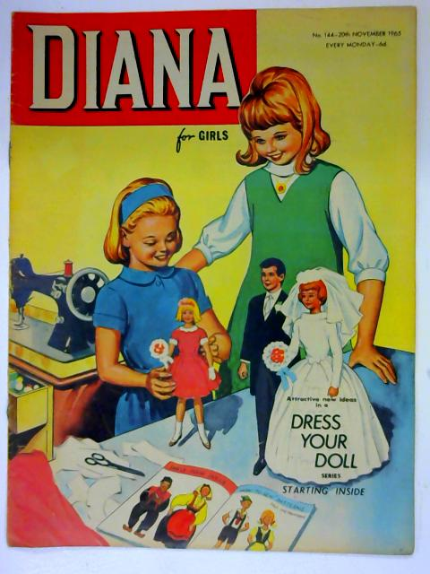 Diana for Girls No. 144 - 20th November 1965 By Unknown